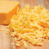 CHEESE GRATED CHEDDAR