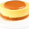 C/G SALTED CARAMEL BAKED CHEESECAKE